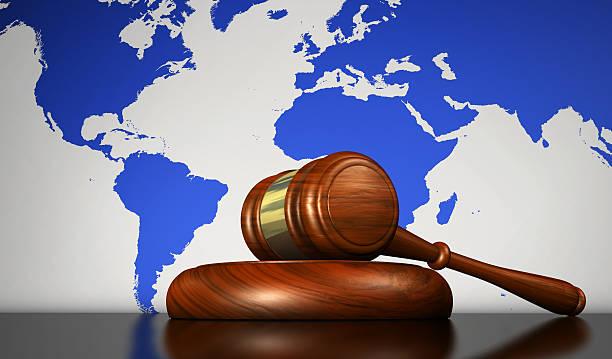 محامي دولي سعودي