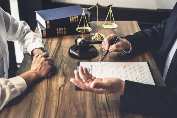 محامي تنفيذ في الخبر